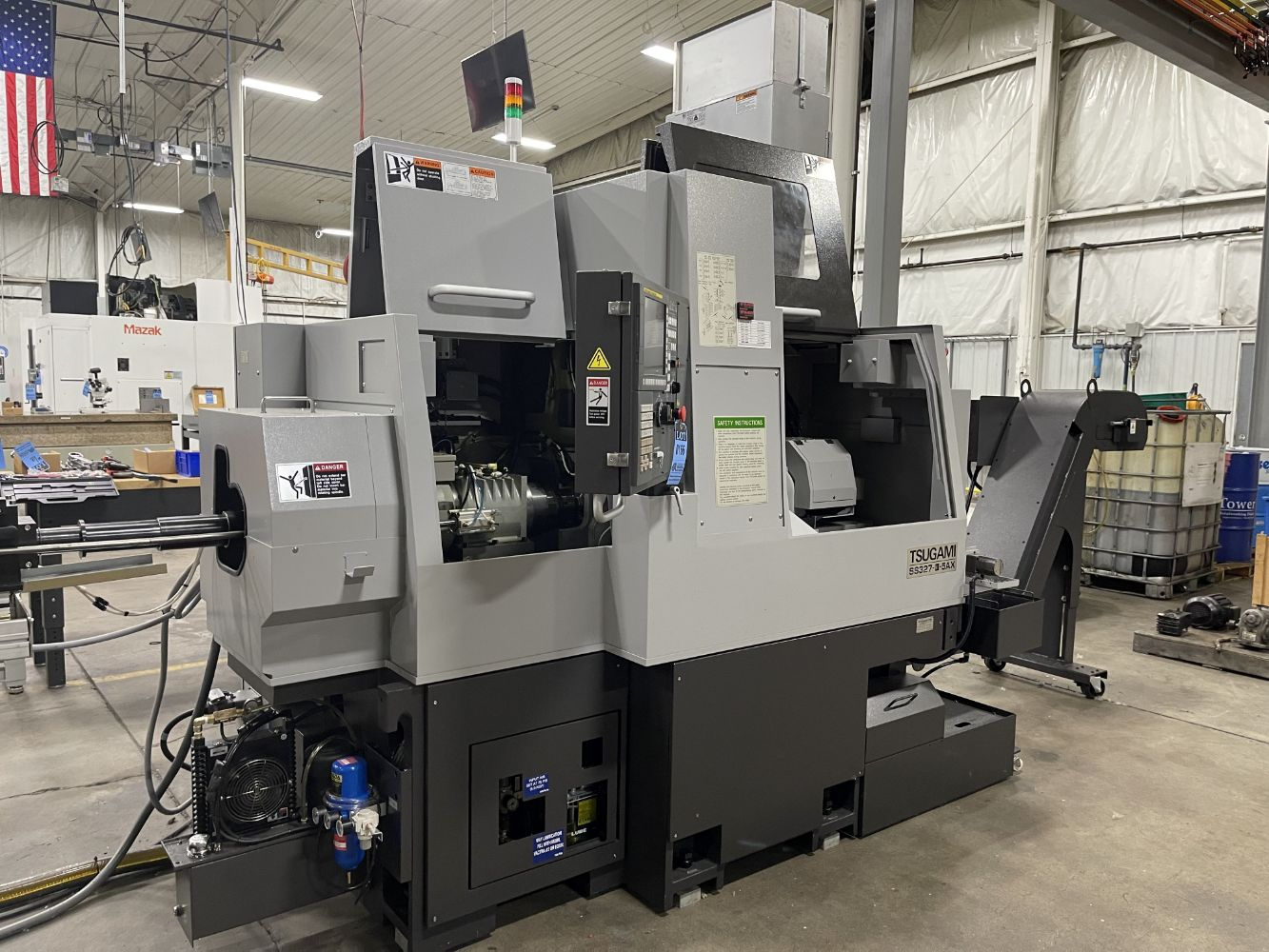 True Die, Inc. - Extremely Clean Tool Shop, Machinery as New as 2020