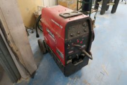 LINCOLN 225 PRECISION TIG WELDER