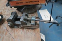 TILTING DRILL PRESS VISE