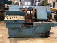 """DO-ALL HORIONTAL BAND SAW MOD. C260A, 10"""" X 10"""", S/N: 48390109"""