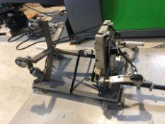 YAMAHA FINISHING ROBOT MOD: ZETA II, 200 VOLTS 3 PHASES