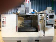 HAAS (2003) VERTICAL MACHINING CENTER MOD: VF-4SS, 18'' X 52'' TABLE, 12000 RPM, 1400 IPM, 24