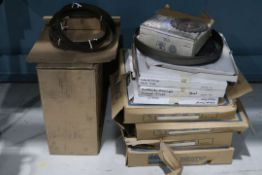 LOT ASSORTED BAND SAW & COLD SAW BLADES