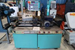 IMET FULLY AUTOMATIC COLD SAW MOD: SIRION 350 AF-E, 575 VOLTS