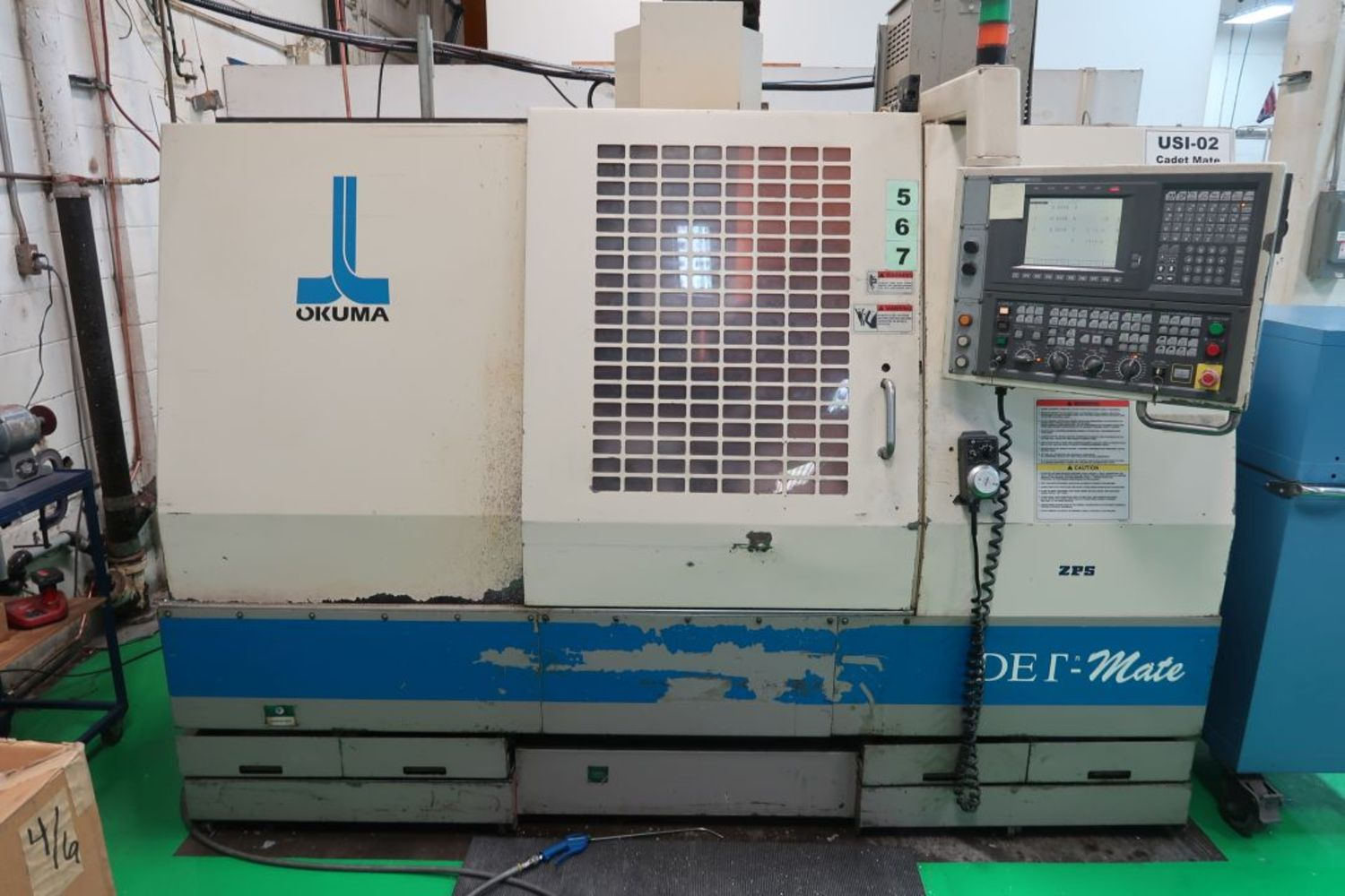 MACHINERY AND EQUIPMENT SURPLUS TO THE NEEDS OF GROUP DCM