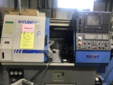 HYUNDAI HIT8 CNC LATHE, SIEMENS CNC CONTROL