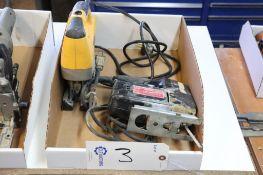 DeWalt & Craftsman jig saws