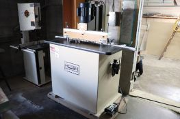 Ritter 23 spindle single line boring machine