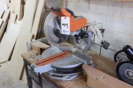 "Rigid 12"" compound miter saw"