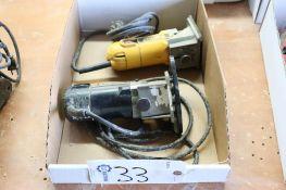 Porter cable & DeWalt laminate trimmers