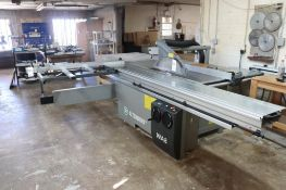 Altendorf WA8 10' Sliding table saw