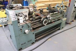 Fortune 1660 Gap bed lathe w/ Royal turret tail stock