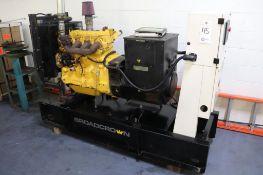 Broadcrown/ John Deere Model BCJD44S 50 KVA 3 phase generator
