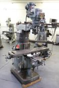 Bridgeport vertical milling machine