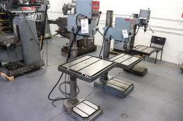 "Wilton 20600 20"" geared head drill press"