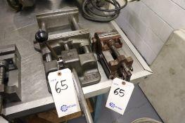 """3.5"""" & 8"""" Drill press vises"""