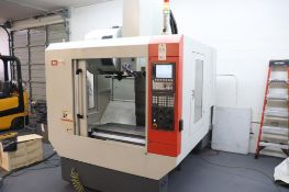 First model V700 vertical machining center 2012