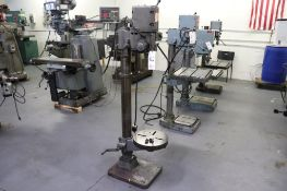 "Arboga 18"" geared head drill press"