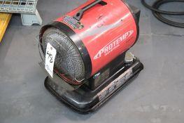 Protemp 70,000 btu kerosene space heater