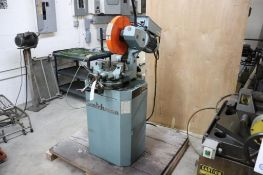 Scotchman CPO350LT manual cold saw
