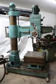 Elha Radial drill press