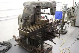 Cincinnati No 2M horizontal milling machine