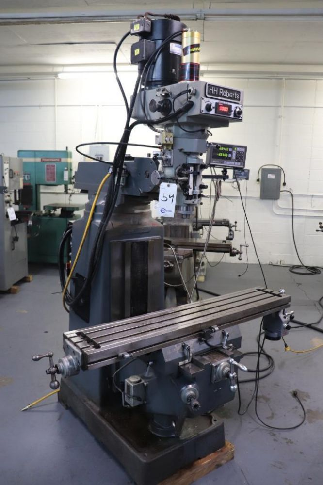 Machine Tool, Fabrication & Woodworking Auction