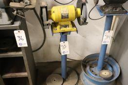 """8"""" Bench grinder w/ stand"""