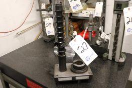 Richmill tool setting fixture, 40 taper