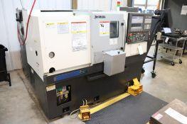 Okuma Genos L250E CNC Lathe, 2013