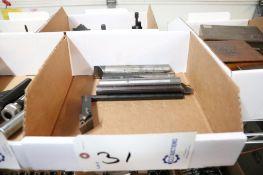 Carbide insert boring bars
