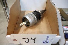 Cat 40 Lyndex tool holder