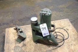 Strippit punch grinder, 1/4 hp/1ph