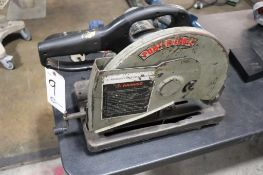 """Porter Cable 14"""" abrasive cutoff saw"""