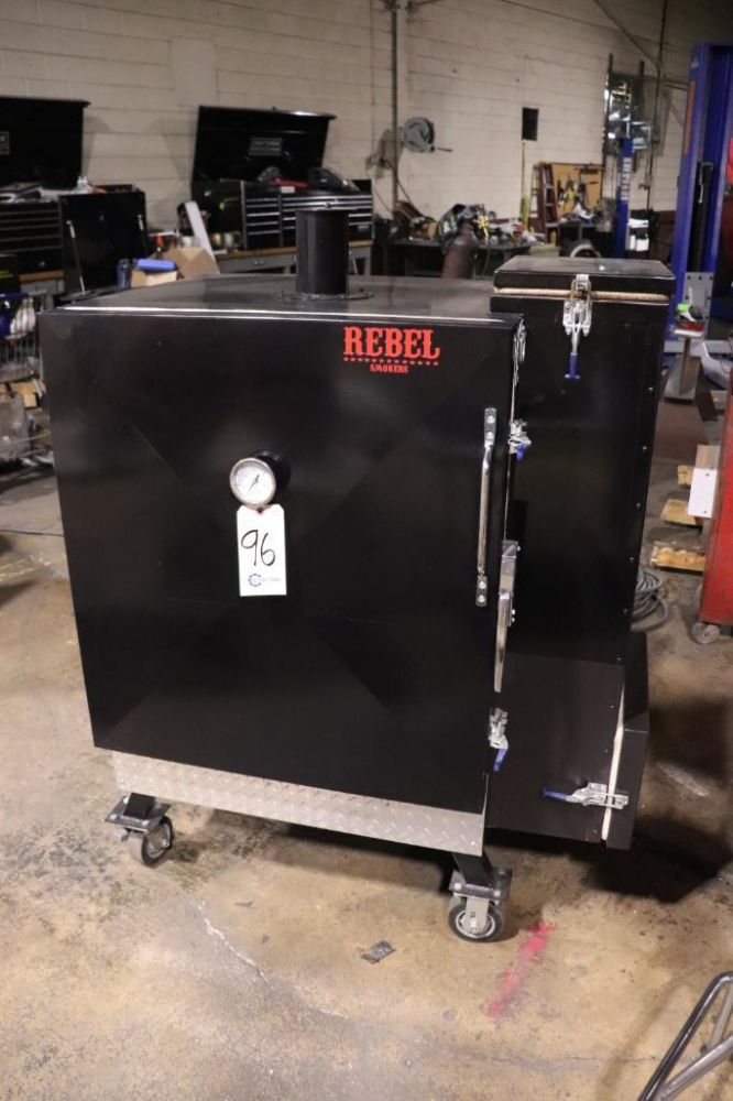 Custom Trailer Fabricator Relocation Auction
