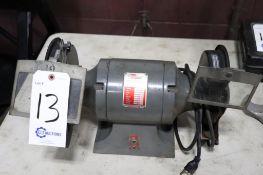 Dayton 4Z909 bench grinder