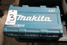 Makita 14.4v Cordless impact & drill
