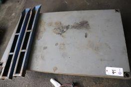 Steel cart
