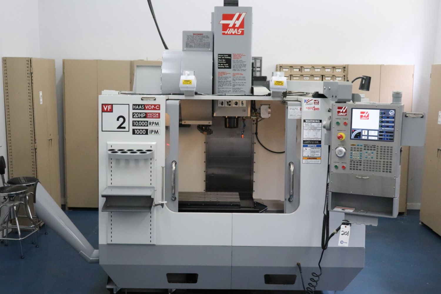 Medical Device MFG Auction, Low hour equipment