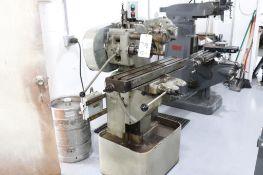 Nichols horizontal milling machine, hand miller