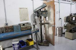 "Powermatic 1150 15"" floor model drill press"