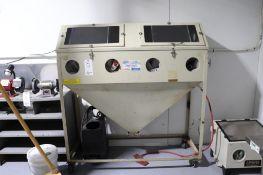 ADT 84741 Abrasive Blast Cabinet