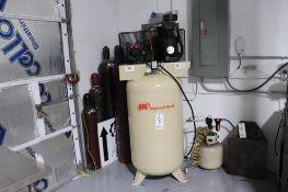 Ingersoll Rand CBV 320949 1ph vertical air compressor