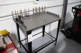 Stronghand Tools FixtureRight welding table