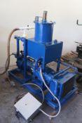 Travaini TRO 160V-1A 10HP vacuum pump