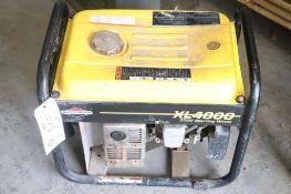 Briggs & Stratton XL4000 generator