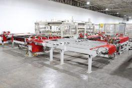 High Plains Automation conveyor system, unused
