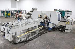Friulmac Floor Mat-EQ Double-End Cut Profiling Machine 2015