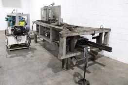 Custom hydraulic bending machine