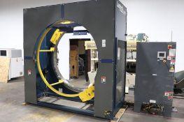 Lantech Lan-Ringer Horizontal Stretch Wrapping Machine